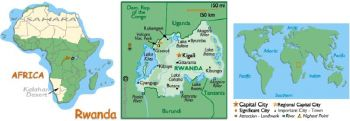 RWANDA 2000 FRANCS 31.10.2007 UNC
