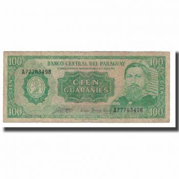 PARAGUAY 10.000  GUARANIES 2004 P-224 UNC