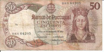 PORTUGAL 100 ESCUDOS 1988 P-179 UNC