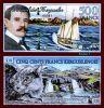 Kerguelen 500 Francs 2011 Polymer P-New Unc