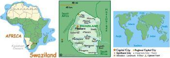 SWAZILAND 10 EMALANGENI 2010-2011 UNC