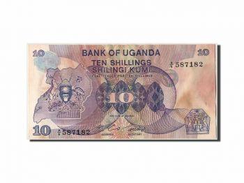 UGANDA 2000 SHILLINGS 2010 UNC
