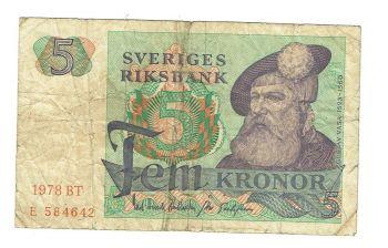 SWEDEN 100 KRONOR 2009 UNC