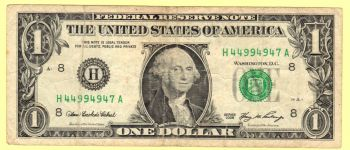 USA 5 DOLLARS 2006 P-254 (PHILADELPHIA PA -C-) UNC