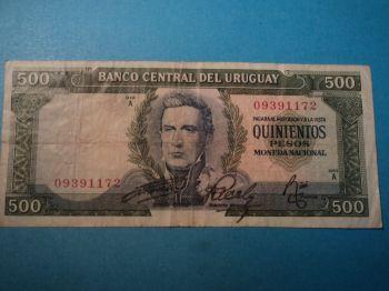 URUGUAY 20 PESOS 2000 P-83 UNC