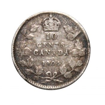 Canada 25 cents 1968 ΑΣΗΜΕΝΙΟ