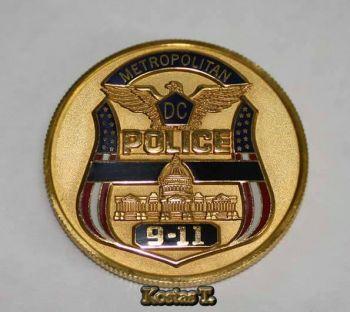 METROPOLITAN POLICE COMEMORATIVE