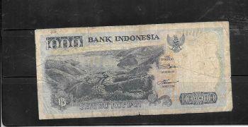 INDONESIA 20000 RUPIAH 1995 P 135 UNC