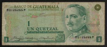 GUATEMALA 10 QUETZALES 2006 UNC
