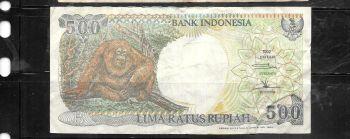 INDONESIA 20.000 RUPIAH 1998 P-138 UNC
