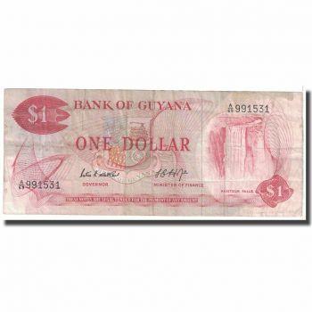 GUYANA 500 DOLLARS 1996 P 32 UNC