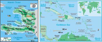 HAITI 25 GOURDES 2004 P New 273 UNC
