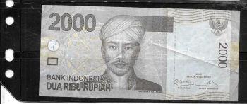 INDONESIA 10.000 RUPIAH 1985 AUNC