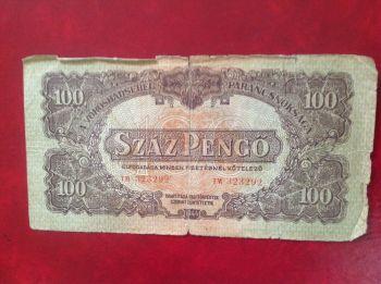 HUNGARY 50.000 ADOPENGO 25-5-1946 P-138 AUNC