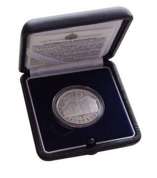 2008 San Marino 10 Euro Silver Proof Coin