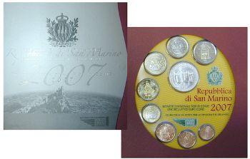 San Marino Blister 2007