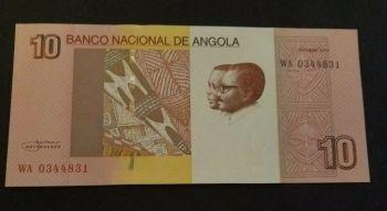 ANGOLA 500.000 KWANZAS 1995 P-140 UNC