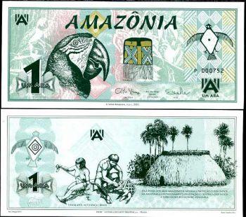 AMAZONIA 1 ARA, 24-10-2005 UNC