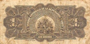HAITI 5 Gourdes 1992 UNC