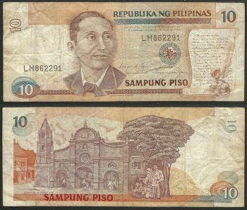 PHILIPPINES 50 Piso 1974 P 156a UNC