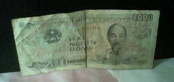 VIETNAM 1 BUNDLE, 100 Pcs 200 DONG 1987 UNC