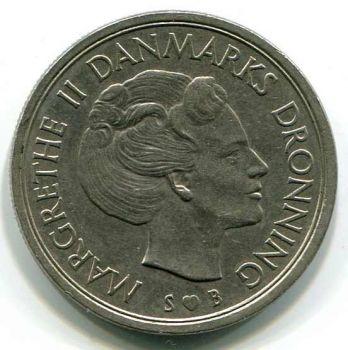 DENMARK 5 KRONER 1977 ΕΞΑΙΡΕΤΙΚΟ