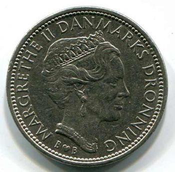 DENMARK 10 KRONER 1979