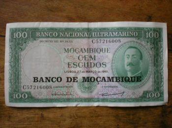 COMPANHIA DE MOZAMBIQUE 1933  20 CENTAVOS P.R29 UNC