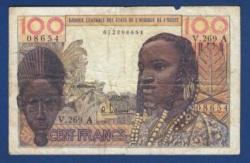 CHAD (CENTRAL AFRICAN STATES) 1000 FRANCS 2002 P-607 C UNC
