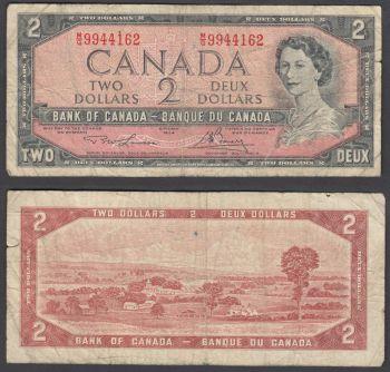 CANADA 5 DOLLARS 2006 (2008) P-101a UNC