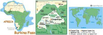 BURKINA FASO (WEST AFRICAN STATES) 1000 FR 2003 (2011) P-315C