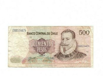 CHILE 5.000 PESOS POLYMER 2011 P-NEW UNC