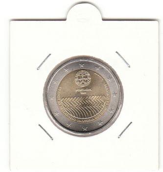 Portugal 2 EURO COMMERATIVE COIN 2008 UNC