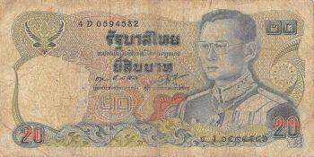 THAILAND 100 BAHT 2015  UNC