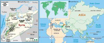 SYRIA 5 POUNDS 1991 P 100 UNC