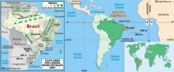 BRAZIL 200 CRUZEIROS 1981 - 1985 P 199 UNC