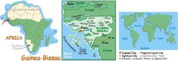 GUINEA BISSAU 100 PESOS 1990 P-11 UNC