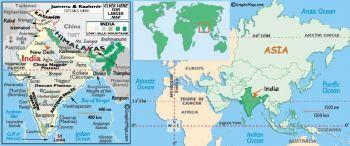 INDIA 1 RUPEE 1966-1980 P 77 L UNC W-Hole