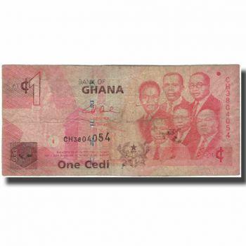 GHANA 2 CEDIS 2015 (2016) UNC