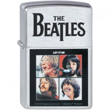 Zippo The Beatles Faces  -   Free shipping