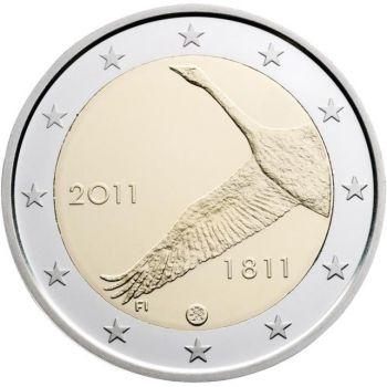 2011 Finland 2 Euro Commemorative Coin UNC