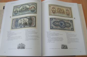 The Greek Banknotes A Route  1822 - 2002
