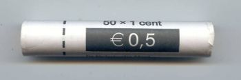 NETHERLANDS. Bank Roll 1 Cent 1999
