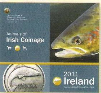 IRELAND. Euro Set BU 2011   -   Free shipping