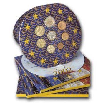 FRANCE. Euro BU Set 2002