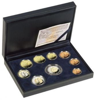 SPAIN / ESPAÑA. Euro Set PROOF 2009 incl. 2 Euro