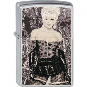 2010. ZIPPO Lady Whip   Free shipping