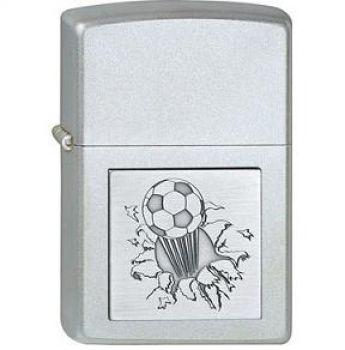 2009. ZIPPO Soccer Emblem  -  Free shipping