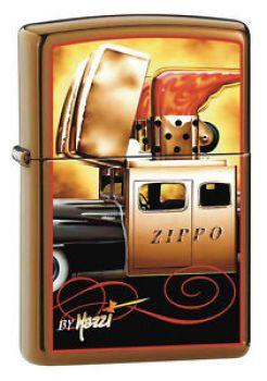ZIPPO  CAR  by Mazzi 2010  - Free shipping