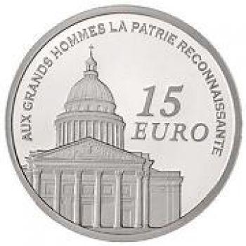 FRANCE. Euro Set PROOF 2009. 1 cent - 2 Euro + 15 Euro Ag.